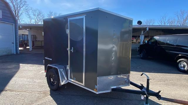 5 X 8 Enclosed Trailer