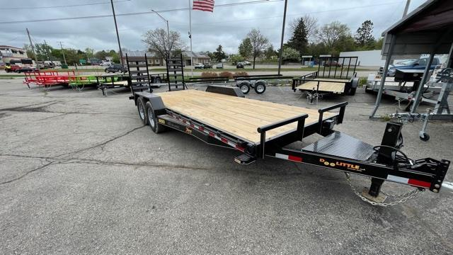 "82"" X 20"" 14K Equipment Hauler"
