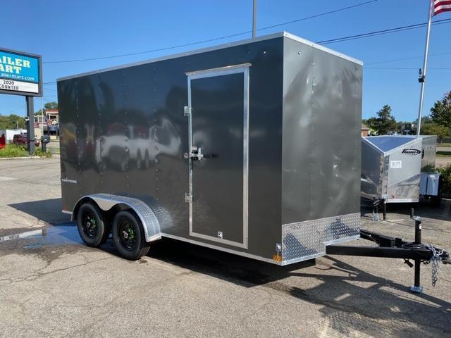7 X 14 Tandem Axle Enclosed Trailer