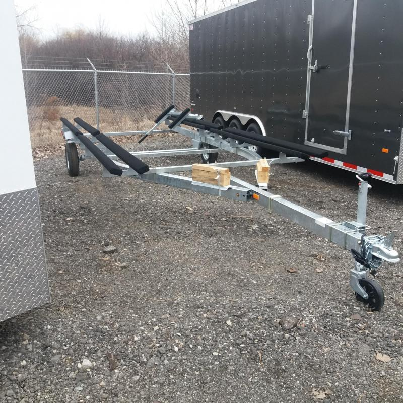 Pontoon Trailer 20'