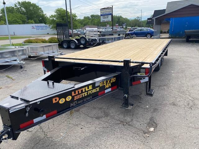 102 X 20 14K Deckover Equipment Hauler