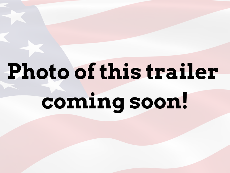 84 X 12 Open Utility Trailer