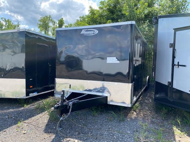 8.5 X 30 Tandem Axle Enclosed Car Hauler Trailer