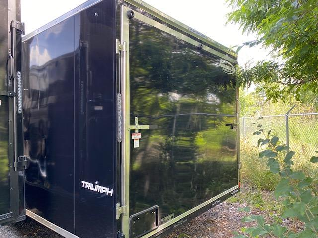 8.5 X 30 Tandem Axle Enclosed Car Hauler Trailer