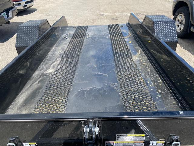 66 X 12 EZ Loader Tilt Equipment Trailer 5K