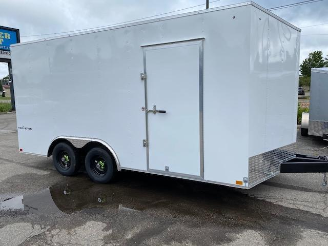 8.5 X 16 ENCLOSED CARGO TRAILER