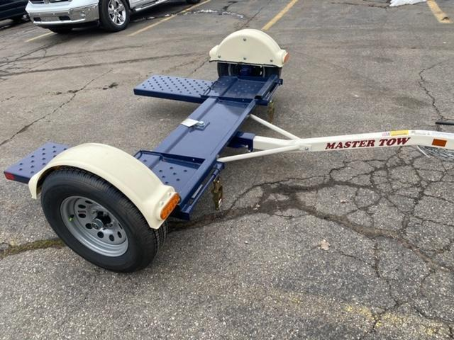 Tow Dolly W/Electric Brakes