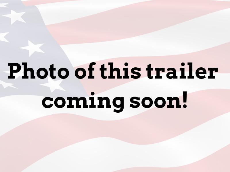 "82"" X 16' Tandem Axle Open Utility Trailer"