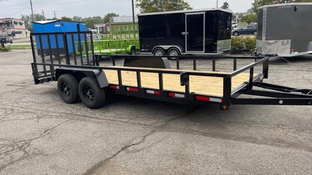 2022 Quality Steel and Aluminum 8318CH10K Landscape Trailer