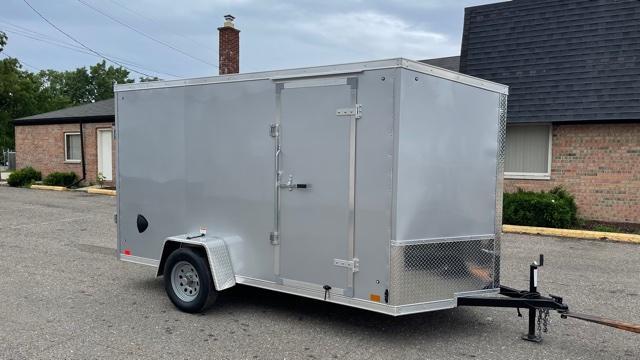 6' X 12' Enclosed Cargo Trailer