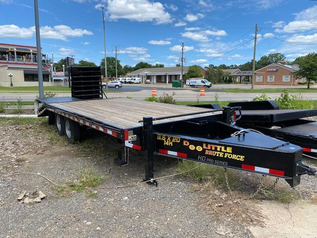 "102"" X 20' 14K Deckover Equipment Hauler"