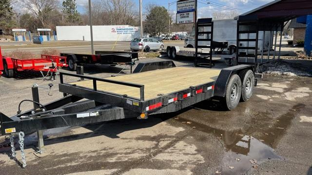 "83"" X 16' Equipment Hauler 12K"