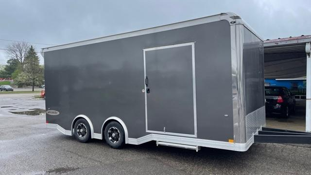 8.5' X 20' Tandem Axle Enclosed Car Hauler Trailer
