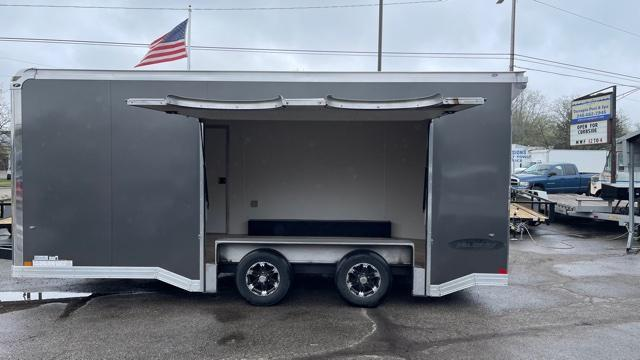 8.5' X 20' Tandem Axle Enclosed Car Hauler Trailer