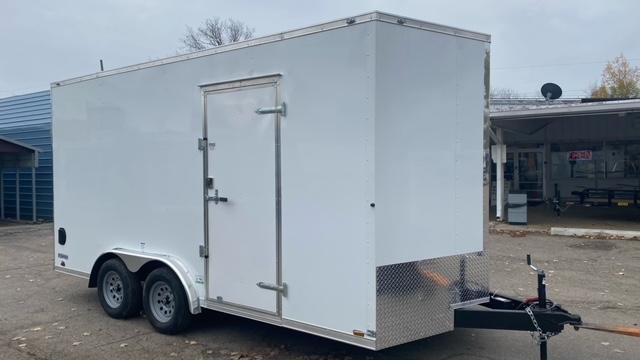 8.5 X 16 Enclosed Trailer
