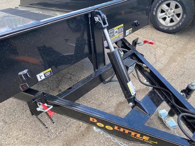 66 X 12 EZ Loader Tilt Equipment Trailer 5K