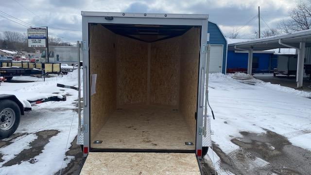 5' X 8' Enclosed Cargo Trailer