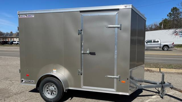6' X 10' Single Axle Enclosed Trailer