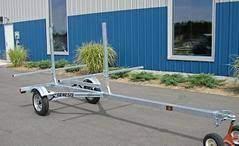 2021 Genesis KC14-1000-2 Watercraft Trailer