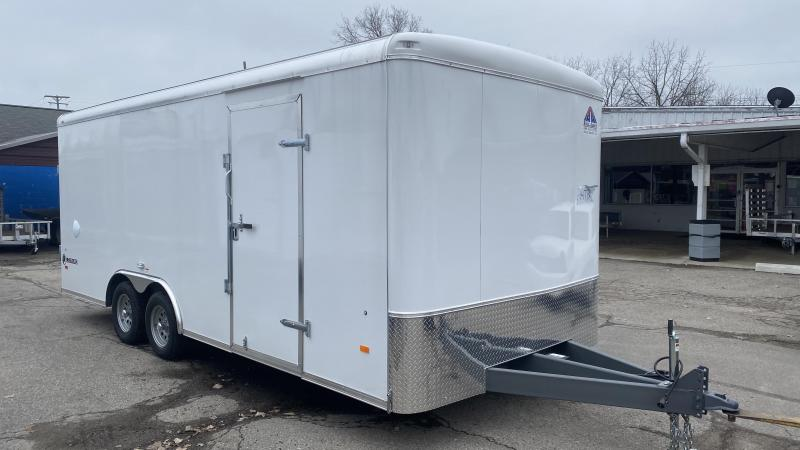 8.5 X 20 Enclosed Car Hauler Trailer