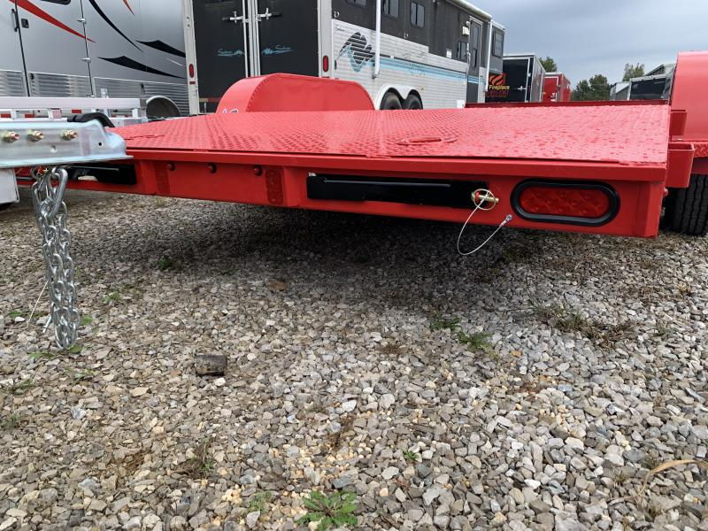 2021 Diamond C Trailers GSF235 Open Car Hauler Trailer