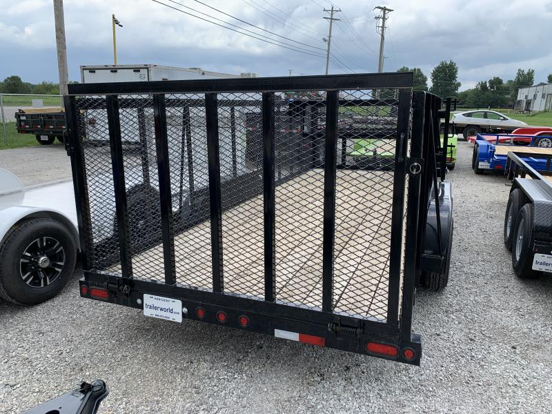 2020 Big Tex Trailers 18' 10LR Utility Trailer