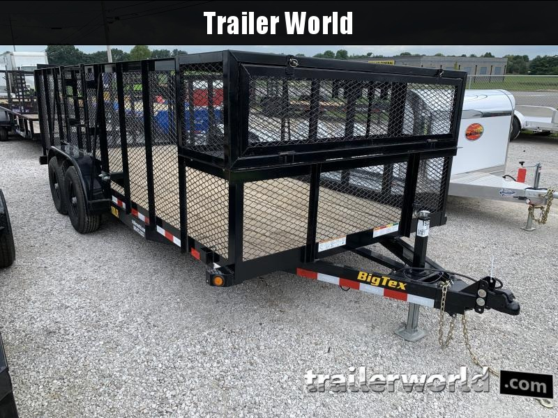 2020 Big Tex Trailers 18' 10LR Utility Trailer