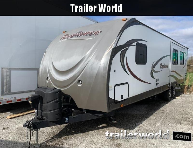 2015 Cruiser RV Radiance 30RKSS Travel Trailer RV