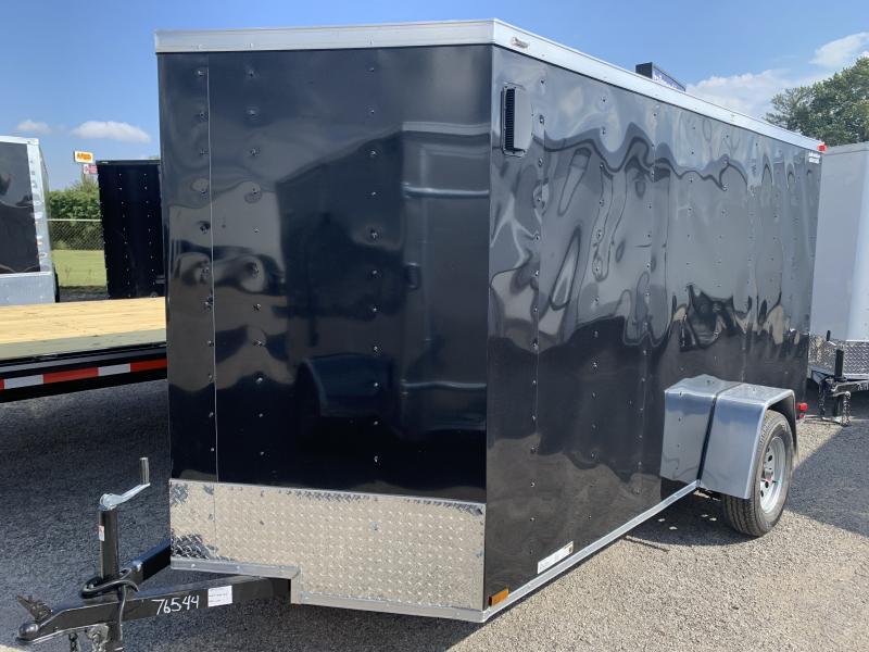 2022 76544 6 x 12SA Enclosed Cargo Trailer