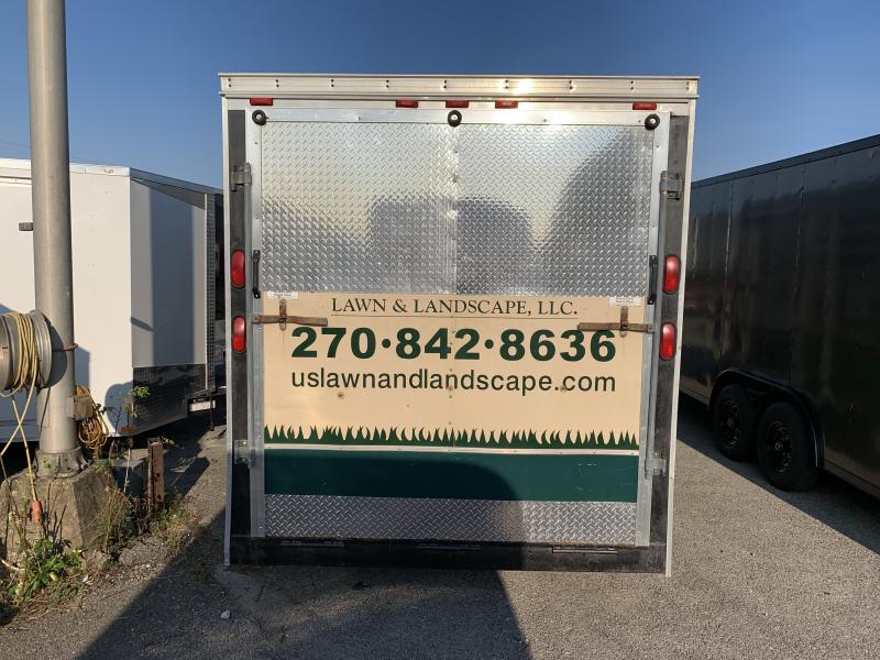 2004 East Tennessee Trailers cargo Enclosed Cargo Trailer
