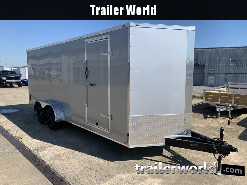 2021 75121 7X20TA Enclosed Cargo Trailer