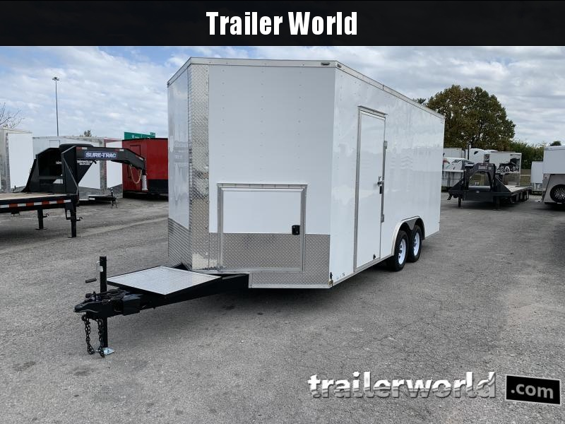 2021 Lark 8.5X18TA Vending / Concession Trailer