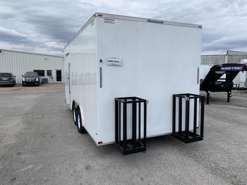 2021 Lark 8.5X18TA Vending / Concession Trailer