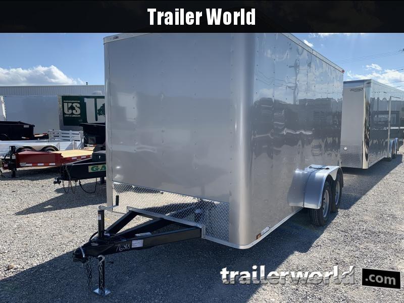 2022 76318 7 x 14'TA Enclosed Cargo Trailer