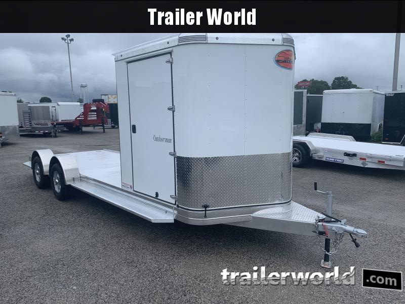 2022 Sundowner Trailers Outdoorsman Flatbed Trailer
