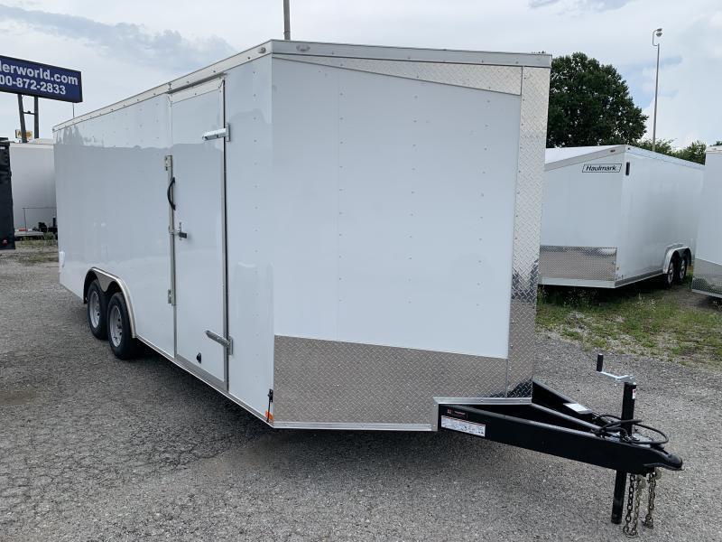 2020 Lark 8.5' x 20' Enclosed Cargo Ramp Door