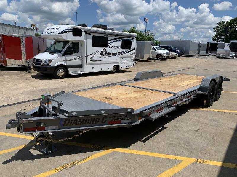 2020 Diamond C HDT 20' Tilt-Bed Equipment Trailer 8 Ton