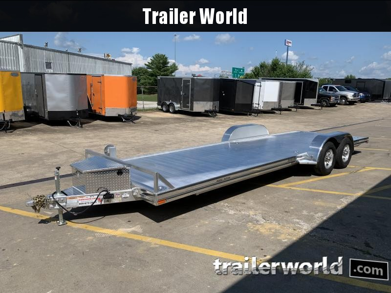 2021 Sundowner 4000AP - 24' Aluminum Open Car Hauler Trailer