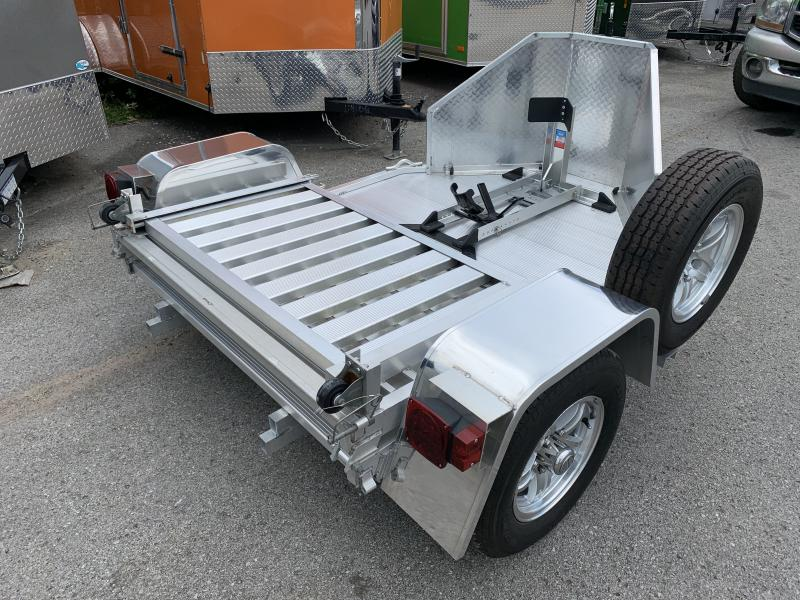 2016 Aluma MC 1F Motorcycle Trailer