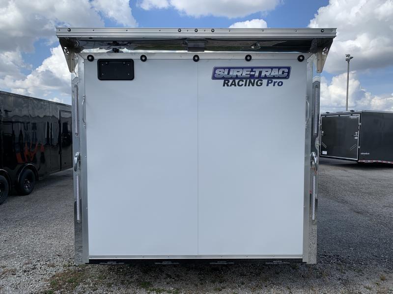2021 Sure-Trac 8.5 x 20 Racing Pro Enclosed Car / Racing Trailer