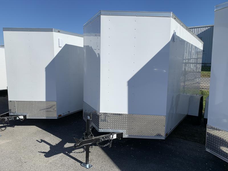 2022 76528 6 x 12SA Enclosed Cargo Trailer
