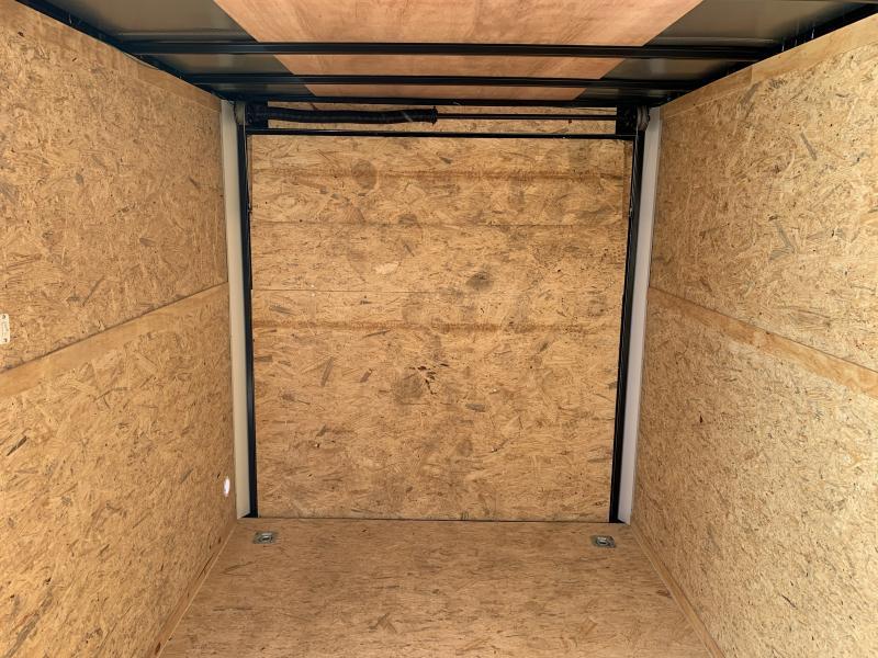2022 75902 7X12'SA Enclosed Cargo Trailer