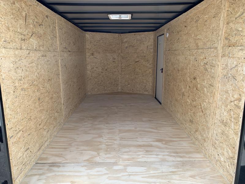 2022 28701 7 x 14'TA Enclosed Cargo Trailer