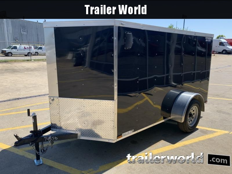 2021 74556 5 x 10'SA Enclosed Cargo Trailer