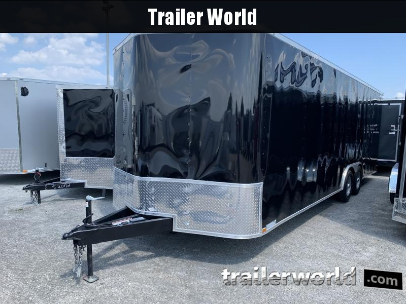 2022 28464 8.5 x 24'TA Car / Racing Trailer