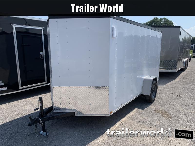 2022 76265 6X12'SA Enclosed Cargo Trailer