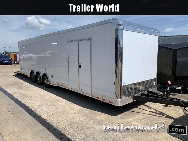 2021 Cargo Mate 34' Eliminator Race Trailer
