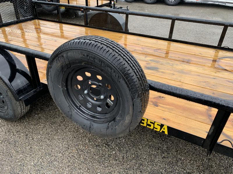 2021 Big Tex Trailers 35SA 14' Utility Trailer