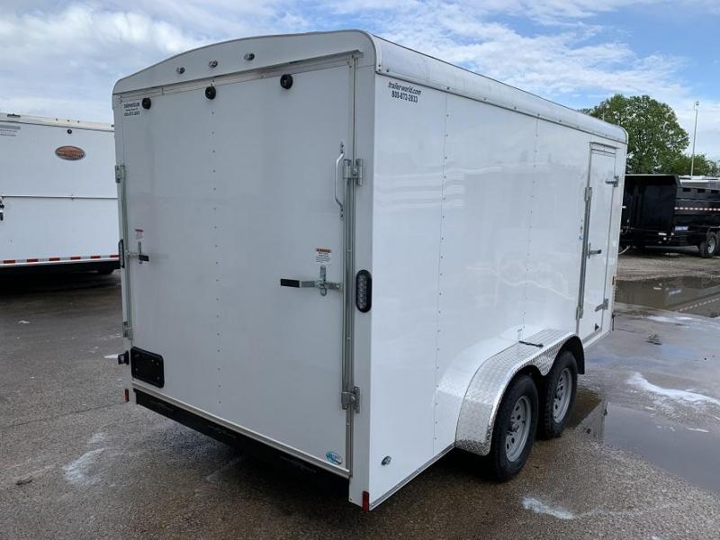 2019 Cargo Mate Blazer 7 x 14 Enclosed Cargo Trailer