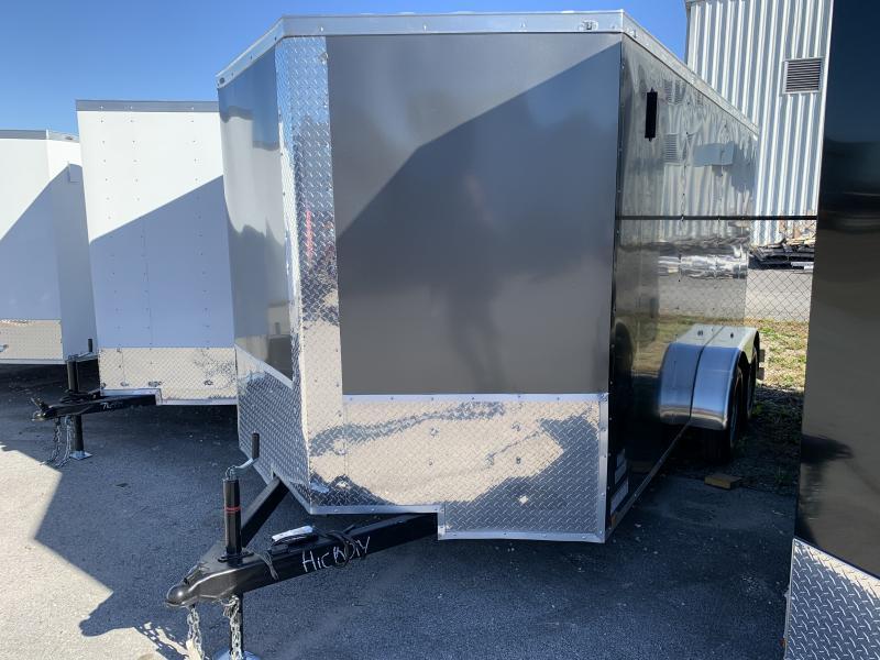 2022 30139 7 x 14'TA Enclosed Cargo Trailer